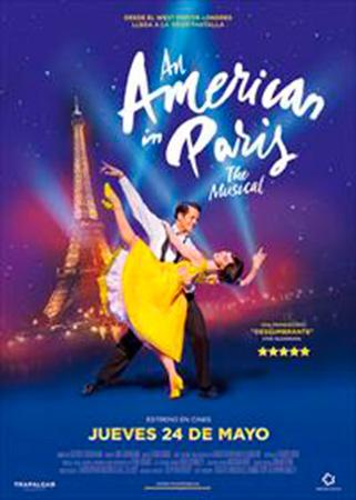 Un americano en París - EN VIVO